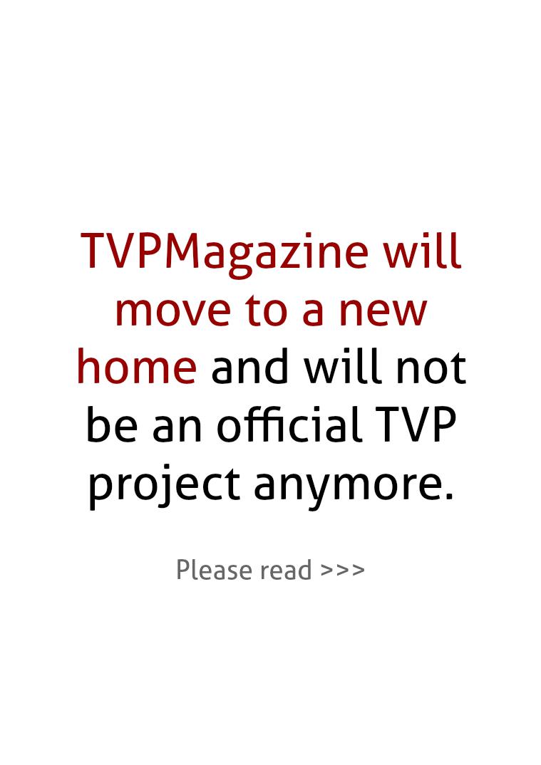 TVP mockups TVPM moving to TROM