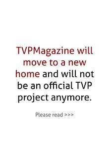 TVP mockups