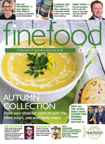 Fine Food Digest Volum 16 Issue 9