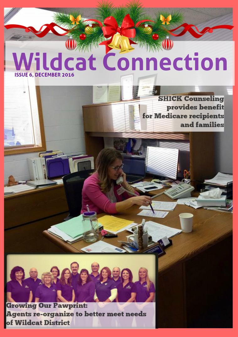 Wildcat Connection December 2016