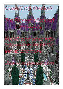 Citadelcraft Network