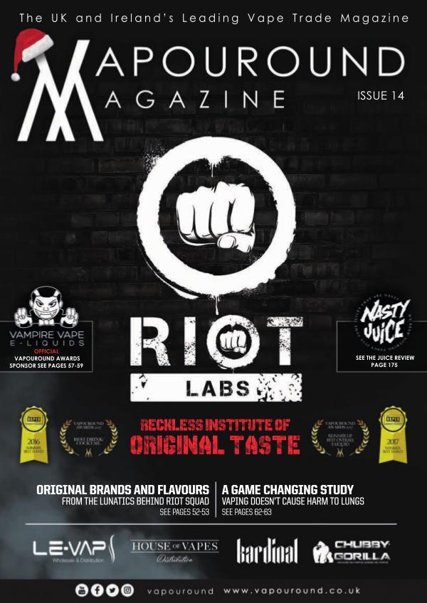 Vapouround magazine Issue 14