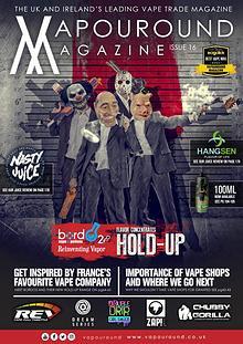 Vapouround magazine