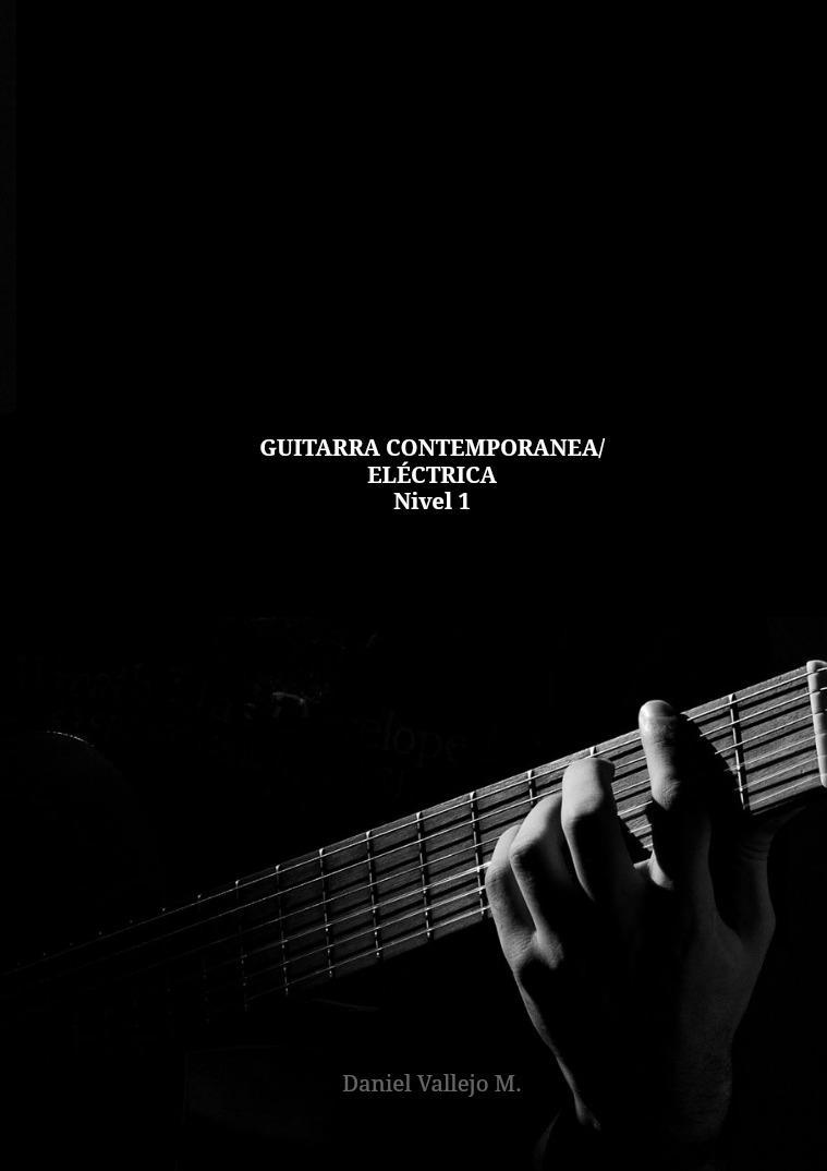 Guitarra N1 1