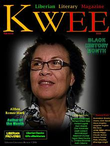 KWEE Liberian Literary Magazine Jan. Iss. Vol. 0115