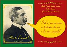 Alberto Pimentel: dossiê com pesquisa historiográfica sobre o autor.