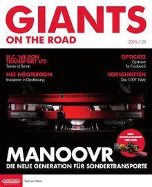 Deutsch - Nooteboom Giants on the Road Magazine