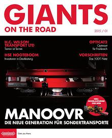 Deutsch - Nooteboom Giants on the Road Magazine