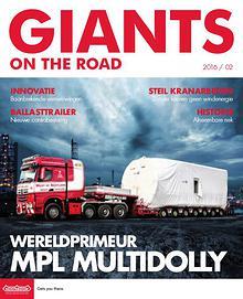 Nederlands - Nooteboom Giants on the Road Magazine