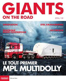 Francais Nooteboom Giants on the Road magazine