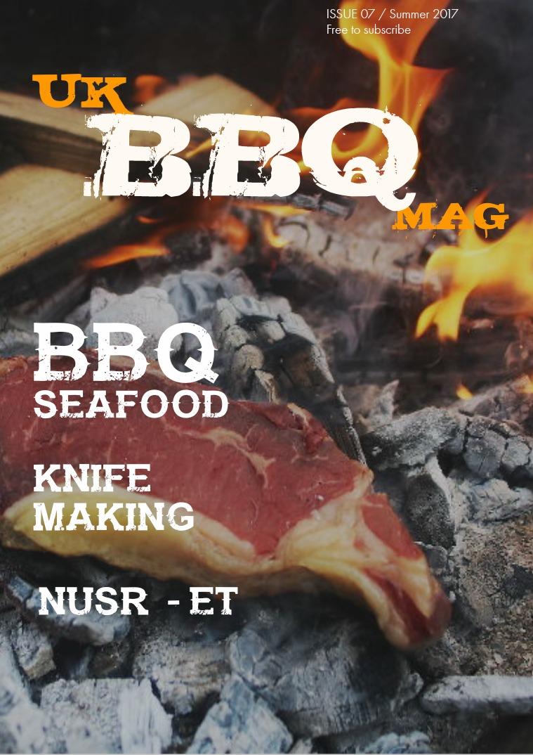 UK BBQ Mag Summer 2017