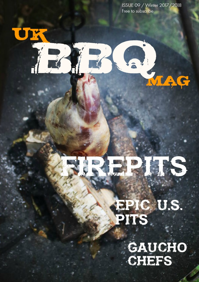 UK BBQ Mag Winter 2017/2018