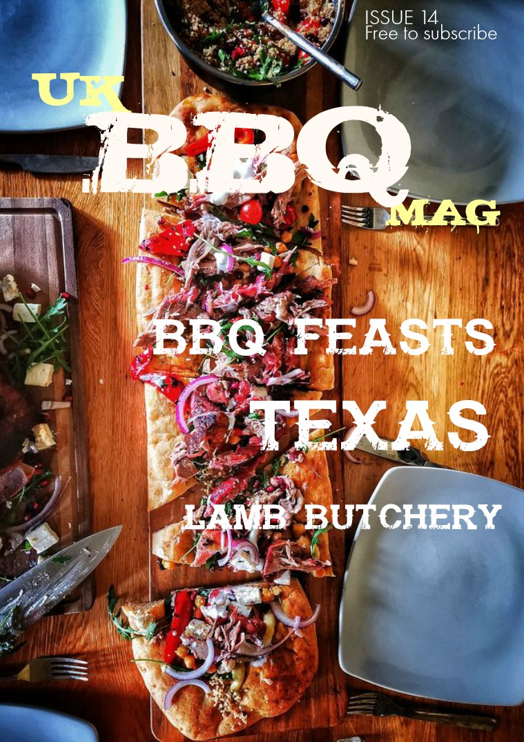 UK BBQ Mag Issue 14