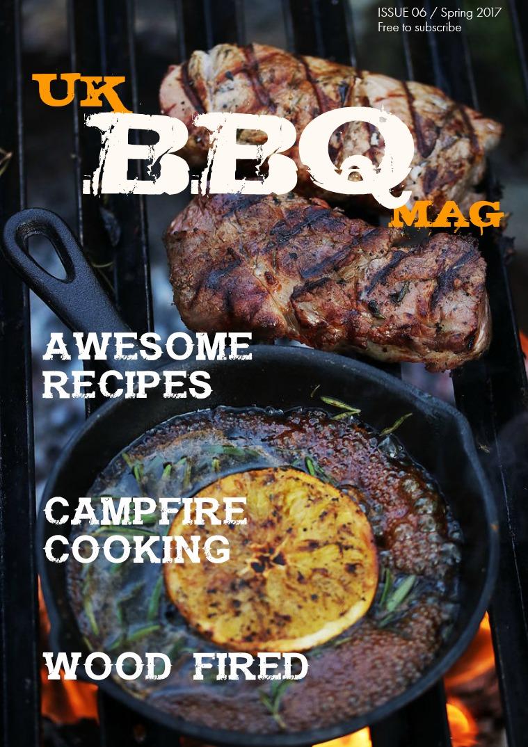 UK BBQ Mag Spring 2017