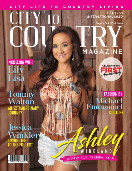 City To Country Magazine Sept/Oct 2016 Sept/Oct 2016 Digital