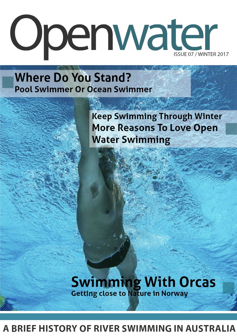 Openwater Issue 7, Winter 2017