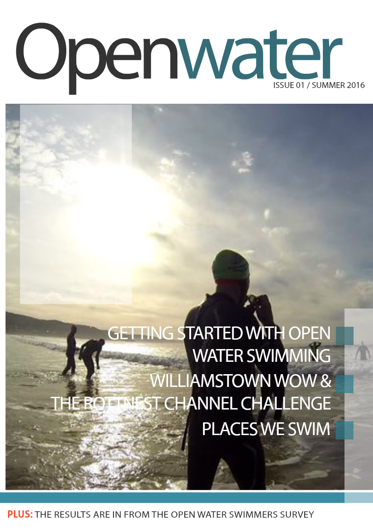 Openwater Issue 1, Summer 2016