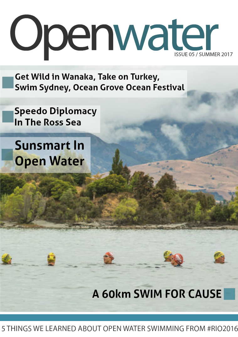 Openwater Issue 5, Summer 2017