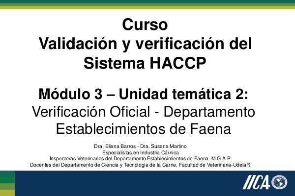 HACCP_M3 UT2 Modulo 3_Unidad temática 2vrs2