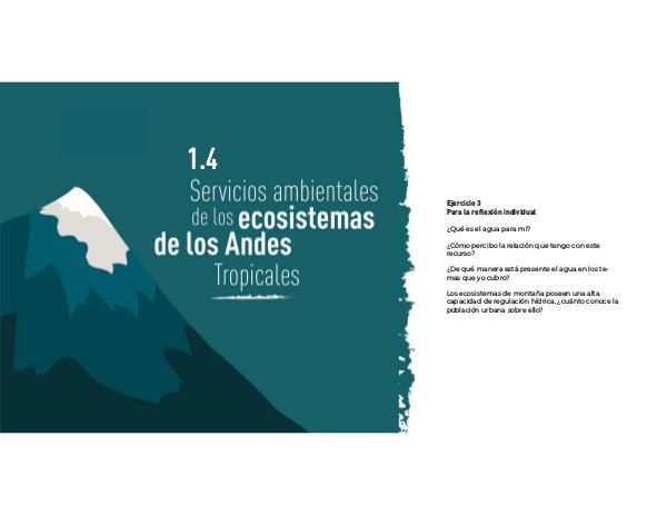 M1: ECO-Andes 1.4 M1-1.4