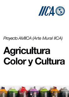 Proyecto AMIICA (Arte Mural IICA)