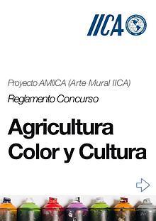Reglamento Concurso: Agricultura Color y Cultura