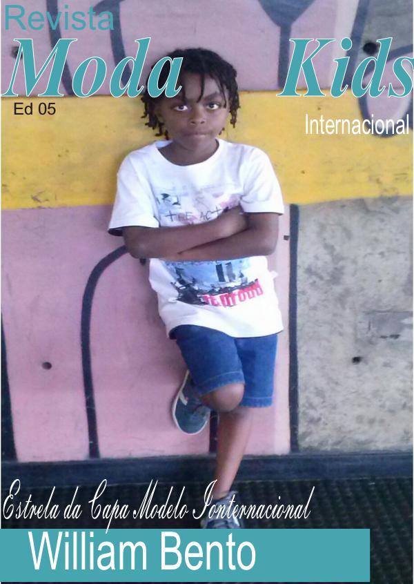 Moda Kids Internacional William Bento
