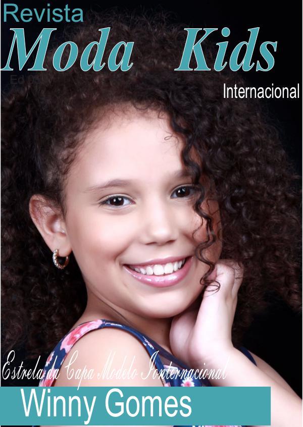 Moda Kids Internacional Winny Gomes