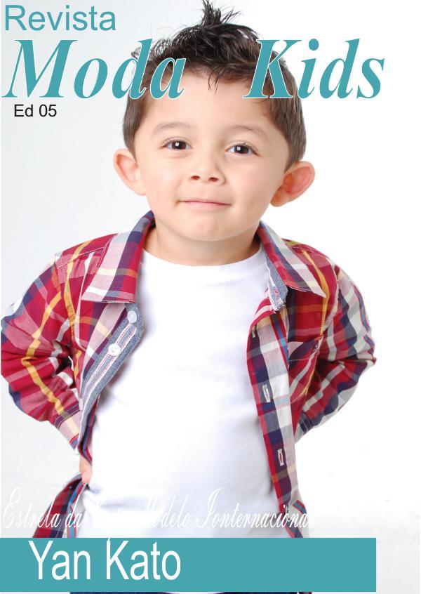 Moda Kids Internacional Yan Kato