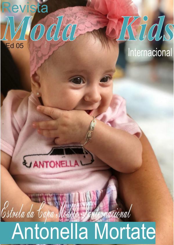 Moda Kids Internacional Antonella Mortate