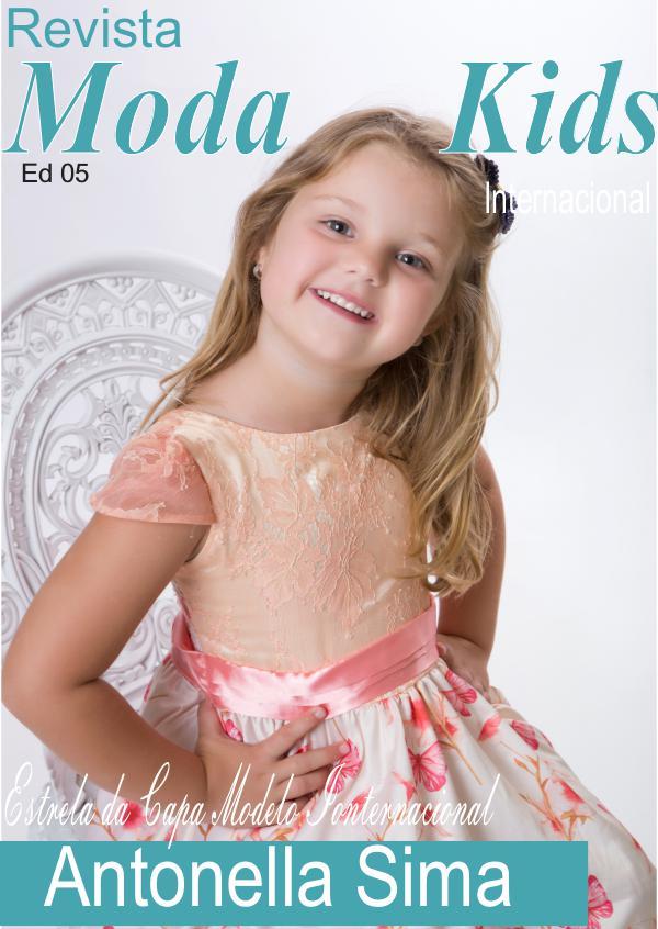 Moda Kids Internacional Antonella Sima