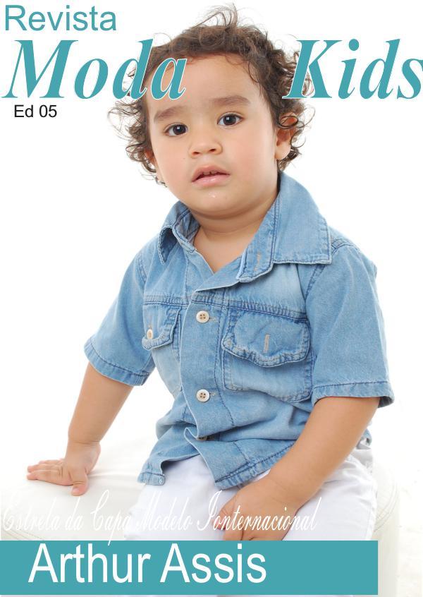Moda Kids Internacional Arthur Assis