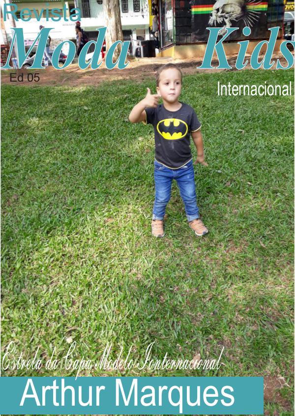 Moda Kids Internacional Arthur Marques