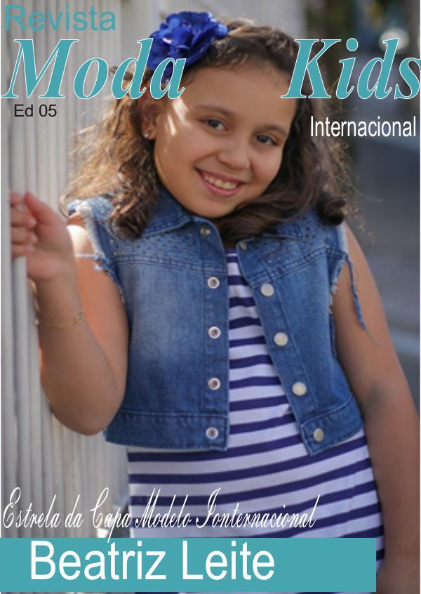 Moda Kids Internacional Beatriz Leite