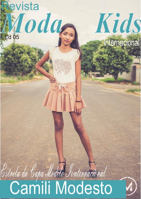 Moda Kids Internacional Camili Modesto