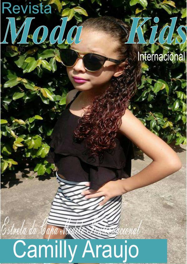 Moda Kids Internacional Camilly Araujo