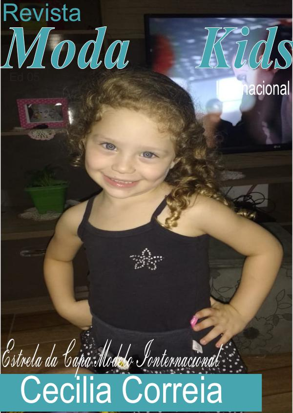 Moda Kids Internacional Cecilia Correia