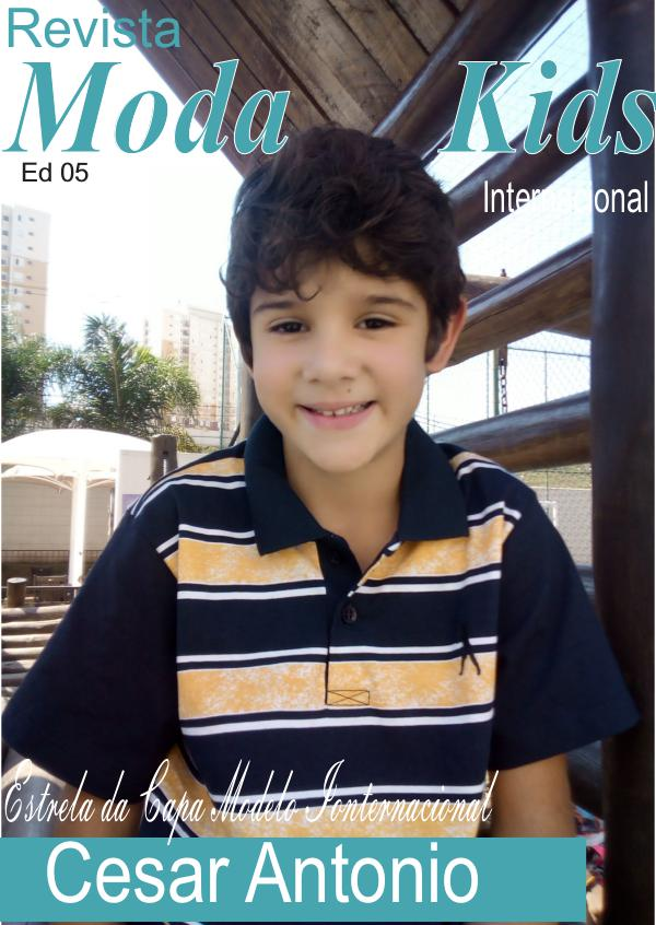 Moda Kids Internacional Cesar Antonio
