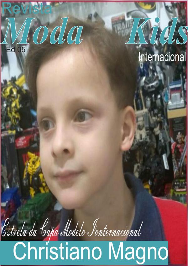 Moda Kids Internacional Christiano Magno