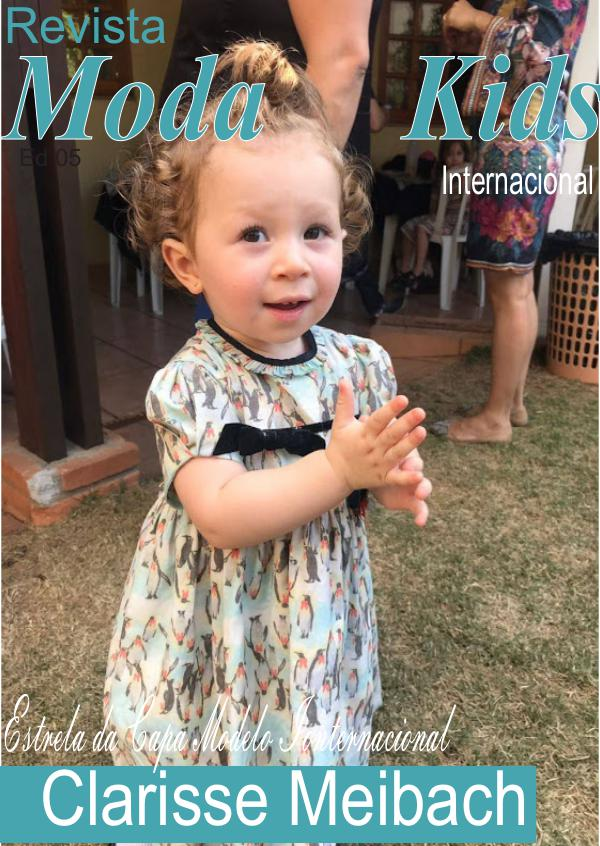 Moda Kids Internacional Clarisse Meibach