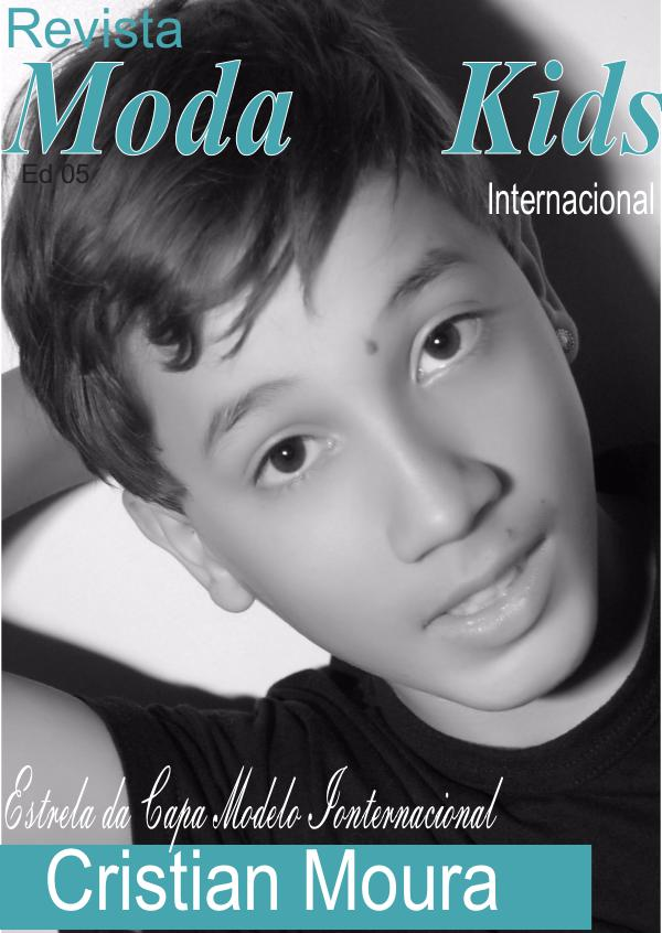 Moda Kids Internacional Cristian Moura