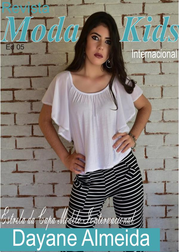 Moda Kids Internacional Dayane Almeida