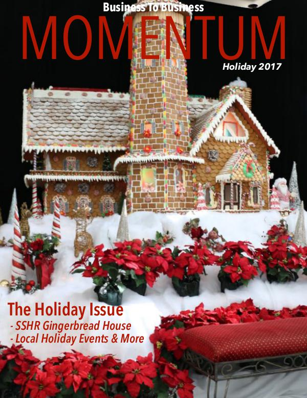 Momentum - Business to Business Online Magazine MOMENTUM Holiday 2017 Final