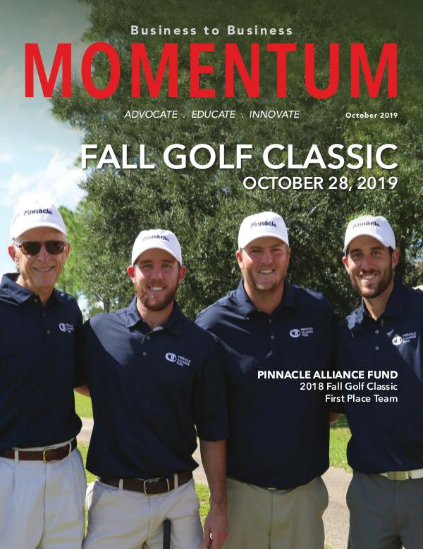 Momentum - Business to Business Online Magazine MOMENTUM October 2019