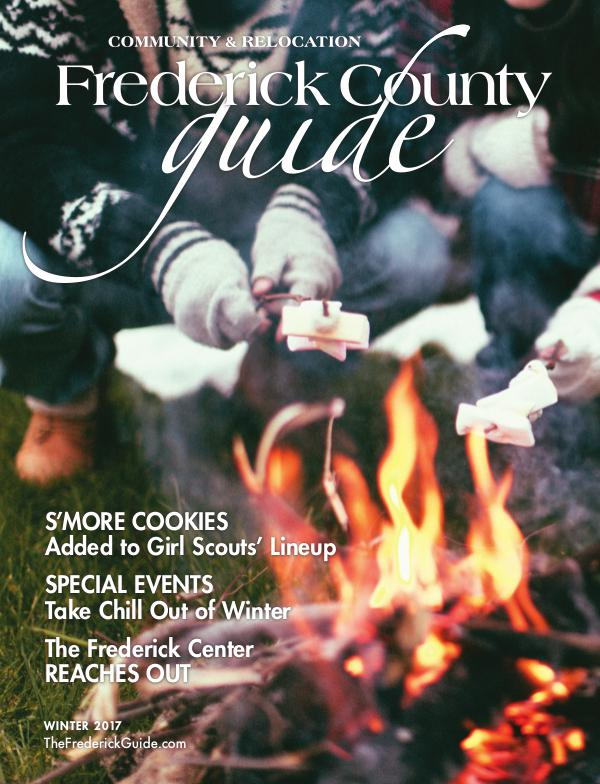 The Frederick County Guide Winter 2017