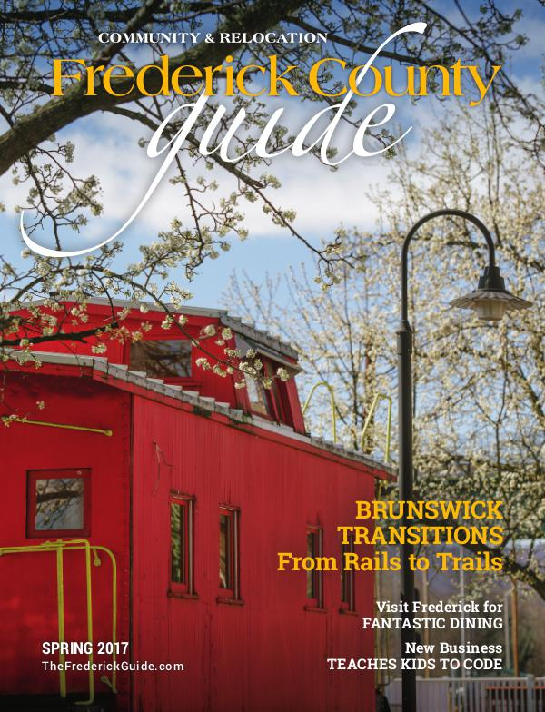 The Frederick County Guide Spring 2017