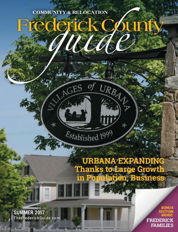 The Frederick County Guide Summer 2017