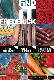 FiND iT FREDERiCK Magazine