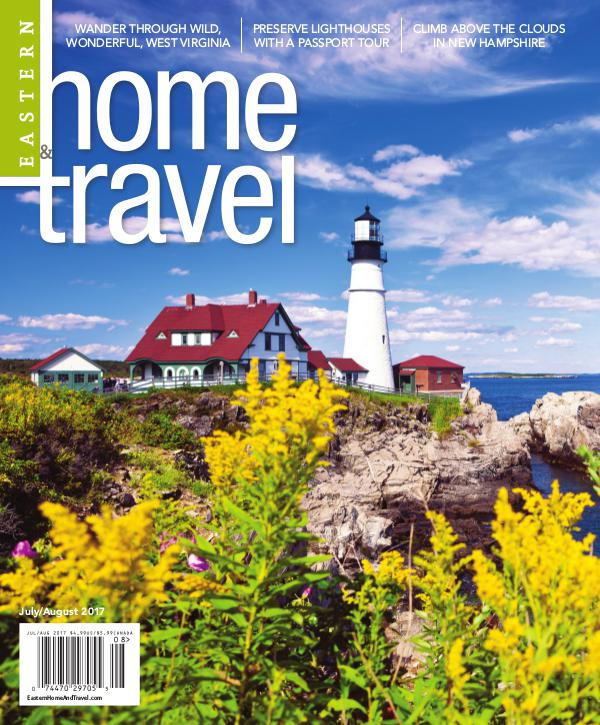 Eastern Home & Travel July/August 2017