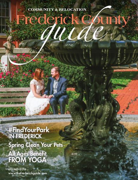 The Frederick County Guide Spring 2016